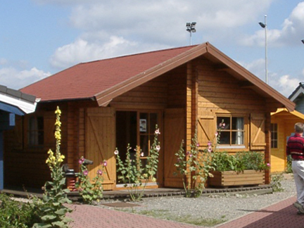 24qm Blockhaus Rügen Havel Haus